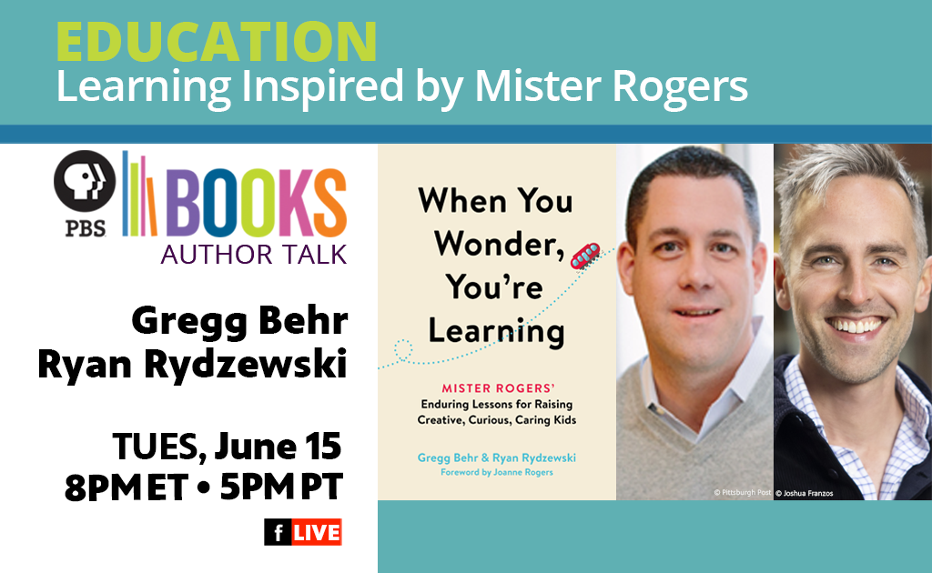Author Talk: Gregg Behr & Ryan Rydzewski