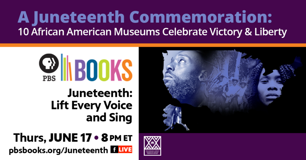 A Juneteenth Commemoration: Lift Every Voice and Sing